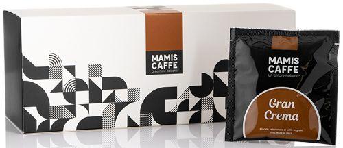Mamis Caffe Espresso ESE Pad   Gran Crema