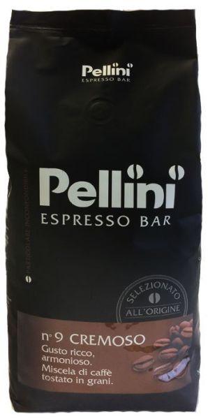 Pellini Kaffee Cremoso   Perfekt für Vollautomaten