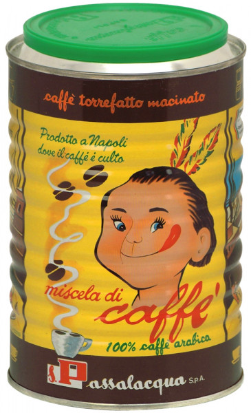 Passalacqua Mexico Espresso gemahlen