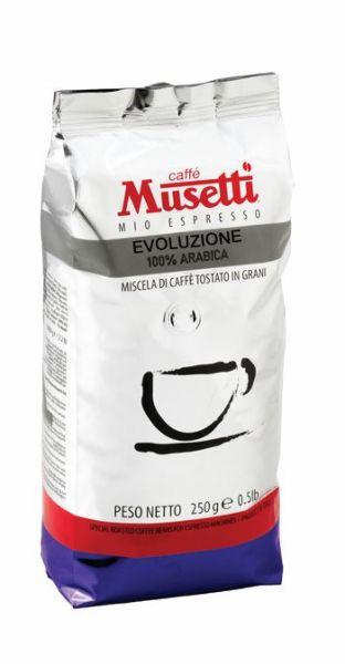 Musetti Kaffee Evoluzione