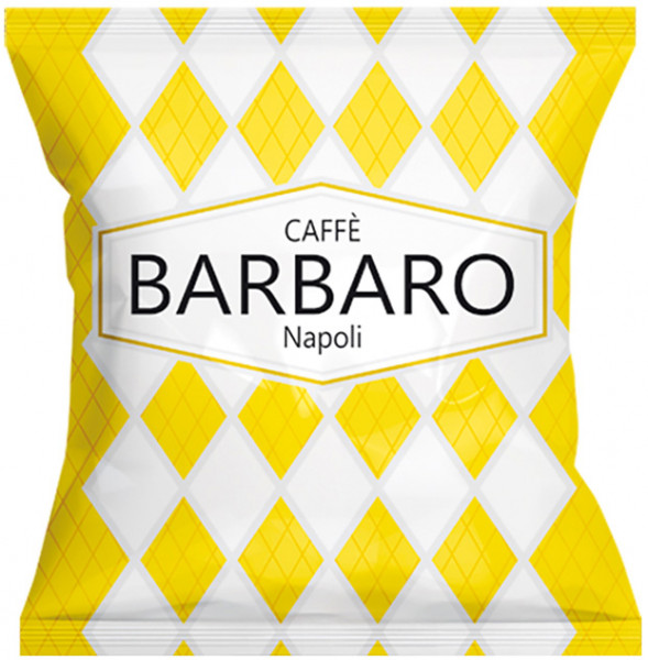 Barbaro Espresso ESE Pad Oro