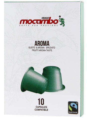 Mocambo Nespresso Kapsel Suprema 90% Arabica