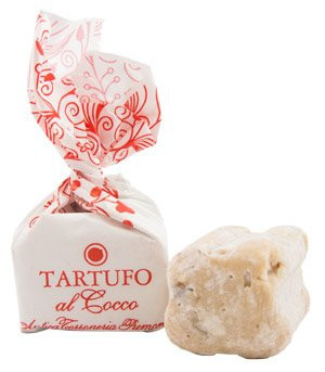 Antica Torroneria Piemontese Tartufo Cocco