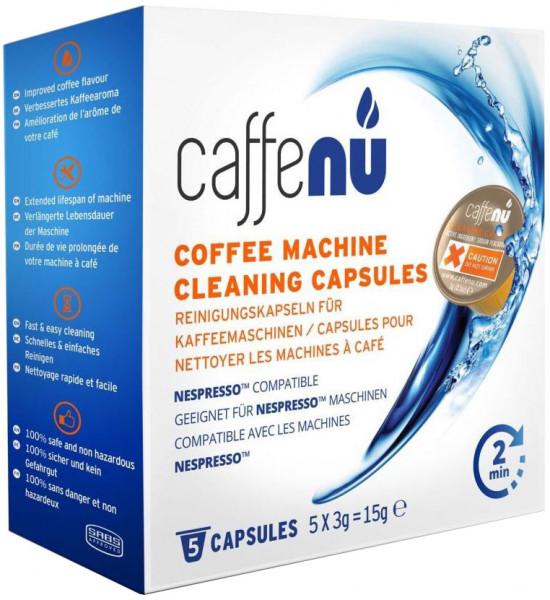 Caffe Nu Reinigunskapseln