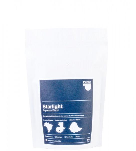 Public Coffee Roasters Starlight 250g