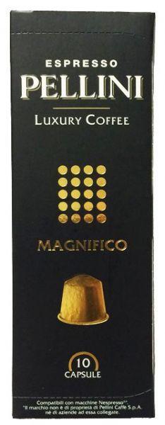 10 Pellini Magnifico Nespresso®* kompatible Kapseln