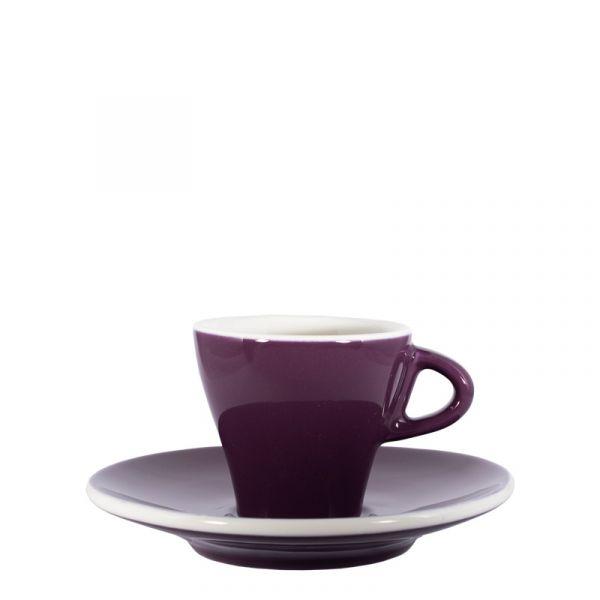 Club House Espressotasse Violett