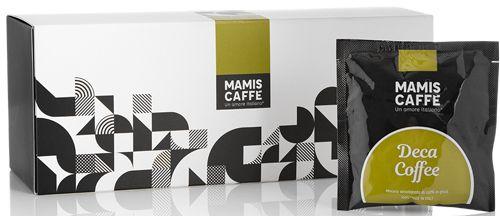 Mamis Caffe Decaffeinato ESE Espresso Pad | ohne Koffein