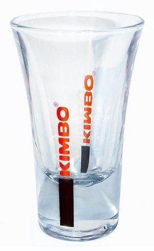 Kimbo Kaffee Espressoglas