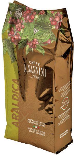 Nannini Espresso Araldica 1000g Bohne