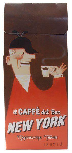 Caffe New York Espresso Primeros Bohnen