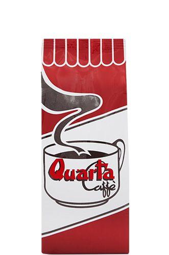 Quarta Caffè Rossa Espresso   250g gemahlen