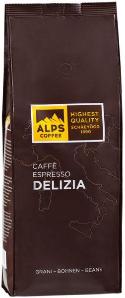 Alps Coffee Delizia Espresso 1000g