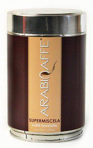 Arabicaffe Espresso Supermiscela Bohnen
