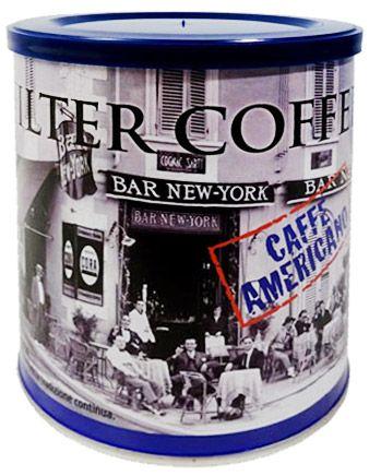 Caffe New York Filterkaffee