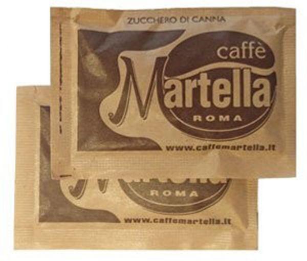 Martella Zucker braun