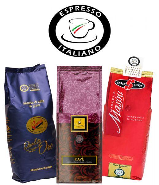 Espresso Italiano | La Genovese Oro | Filicori Zecchini Kave | Essse Miscela Masini