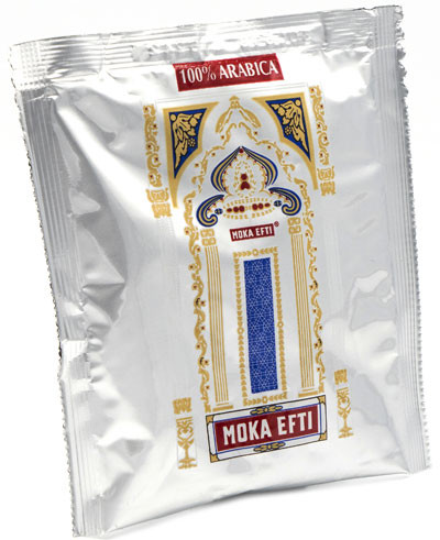 Moka Efti ESE Espresso Pads 100% Arabica