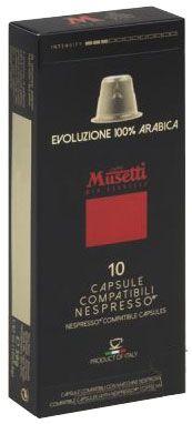 Musetti Nespresso Kapsel 100% Arabica