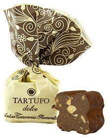 Antica Torroneria Piemontese Tartufo Dolce nero