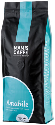 Mamis Caffe Amabile Espresso 1kg
