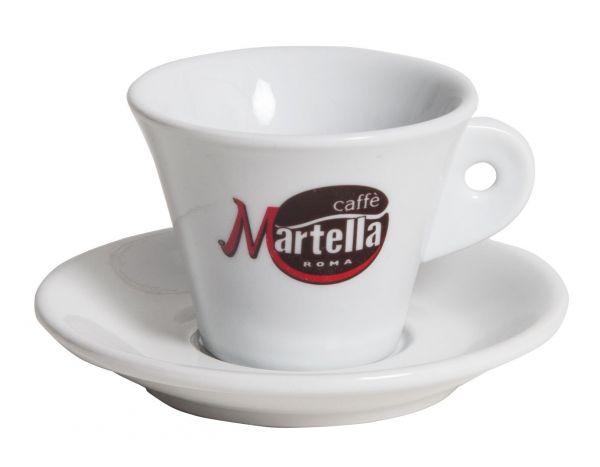 Martella Caffe Cappuccino Tasse