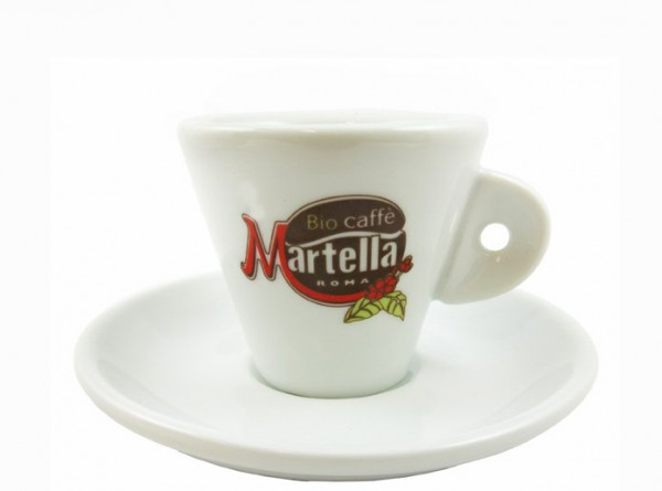 Martella Bio Espresso Tasse