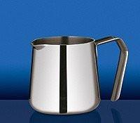 Milchaufschäumer - Cilio Latte Macchiato Kännchen aus Edelstahl