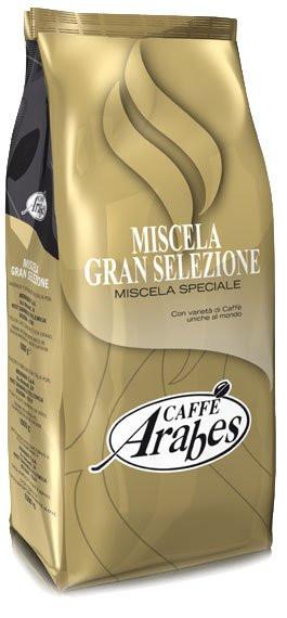 Arabes Gran Selezione Espressokaffee