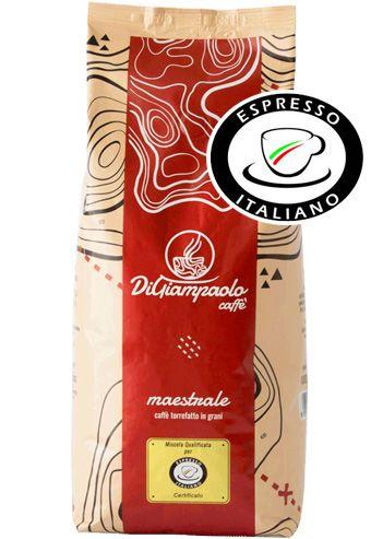 Di Giampaolo Espresso Maestrale - Espresso Italiano zertifiziert