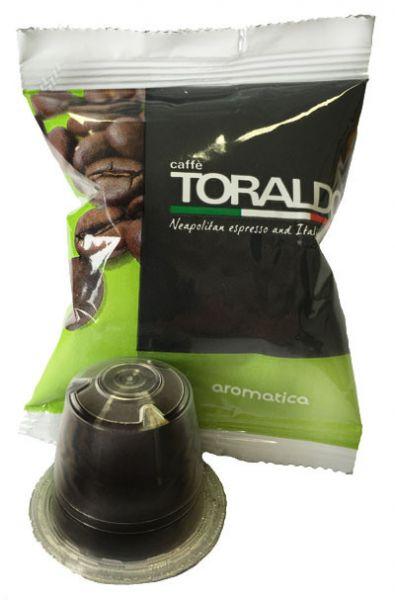 100 Toraldo Aromatica Nespresso®* kompatible Kapseln