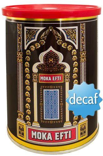 Moka Efti Espresso ohne Koffein - 250g Dose