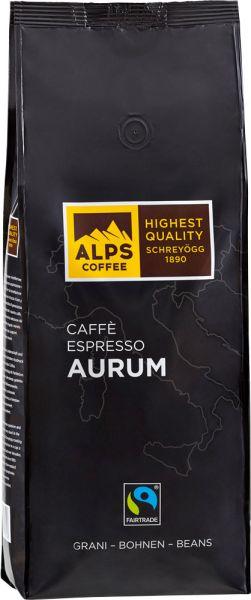 Alps Coffee Schreyögg Kaffee Aurum - Espresso Italiano