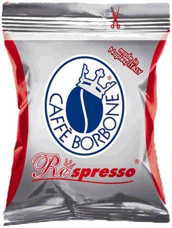 Caffè Borbone Nespresso kompatible Kapseln - Rossa