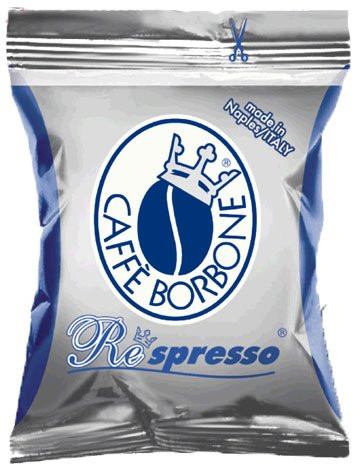 Caffè Borbone Nespresso kompatible Kapseln - Blu
