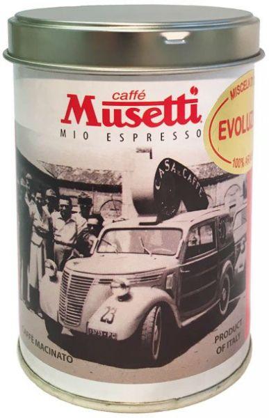 Musetti Kaffee Nostalgie Dose