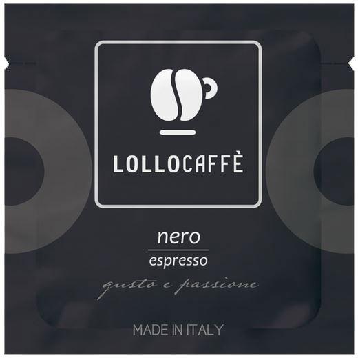 Lollo Caffè ESE Espresso Pad Nero