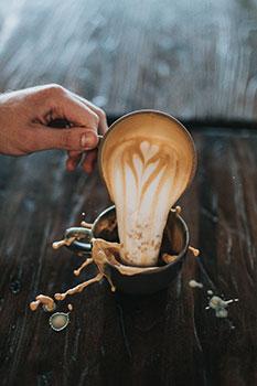 Latte-Macchiato-Kalorien