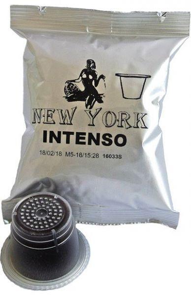 Caffe New York Nespresso Kapseln - Intenso 100 Stück