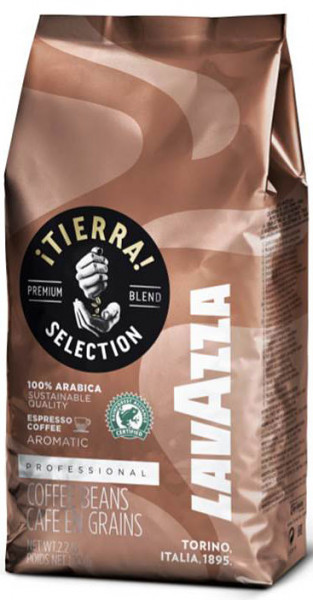 Lavazza Tierra Espresso Kaffee