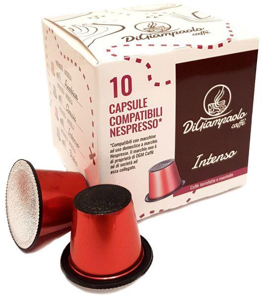 Di Giampaolo Caffè Nespresso®-kompatible Intenso Kapseln