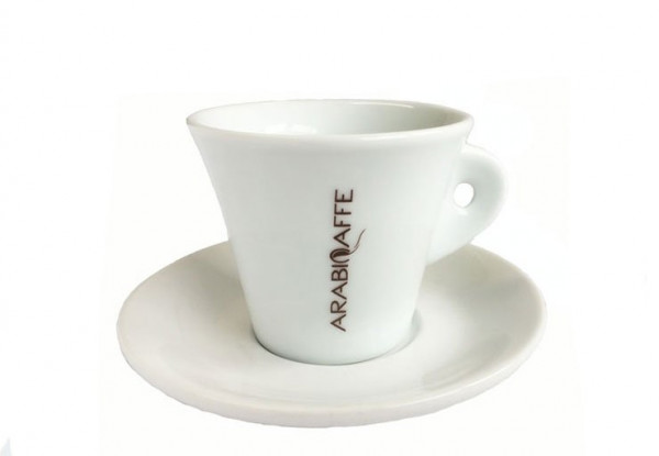 Arabicaffe Espressotasse Konisch