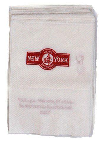 Caffe New York Servietten-Nachfüllpack