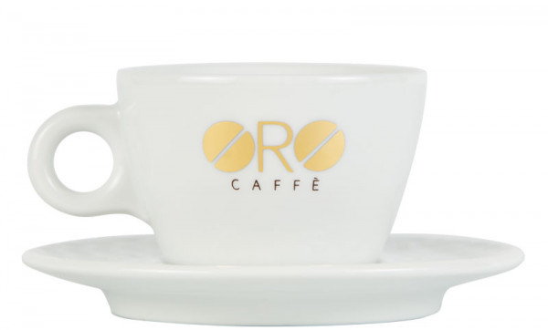 Oro Caffè Cappuccinotasse Vorderseite