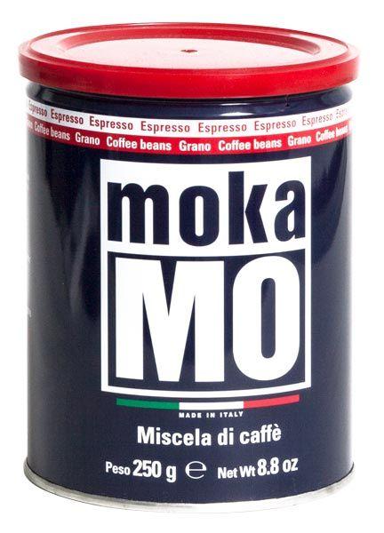 Mokamo Forte Espresso 250g Bohnen