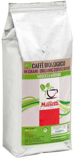 Musetti Espresso Bio Miscela Midori