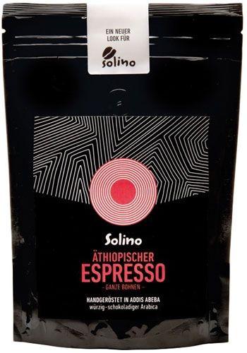 Solino Espresso 200g Bohne