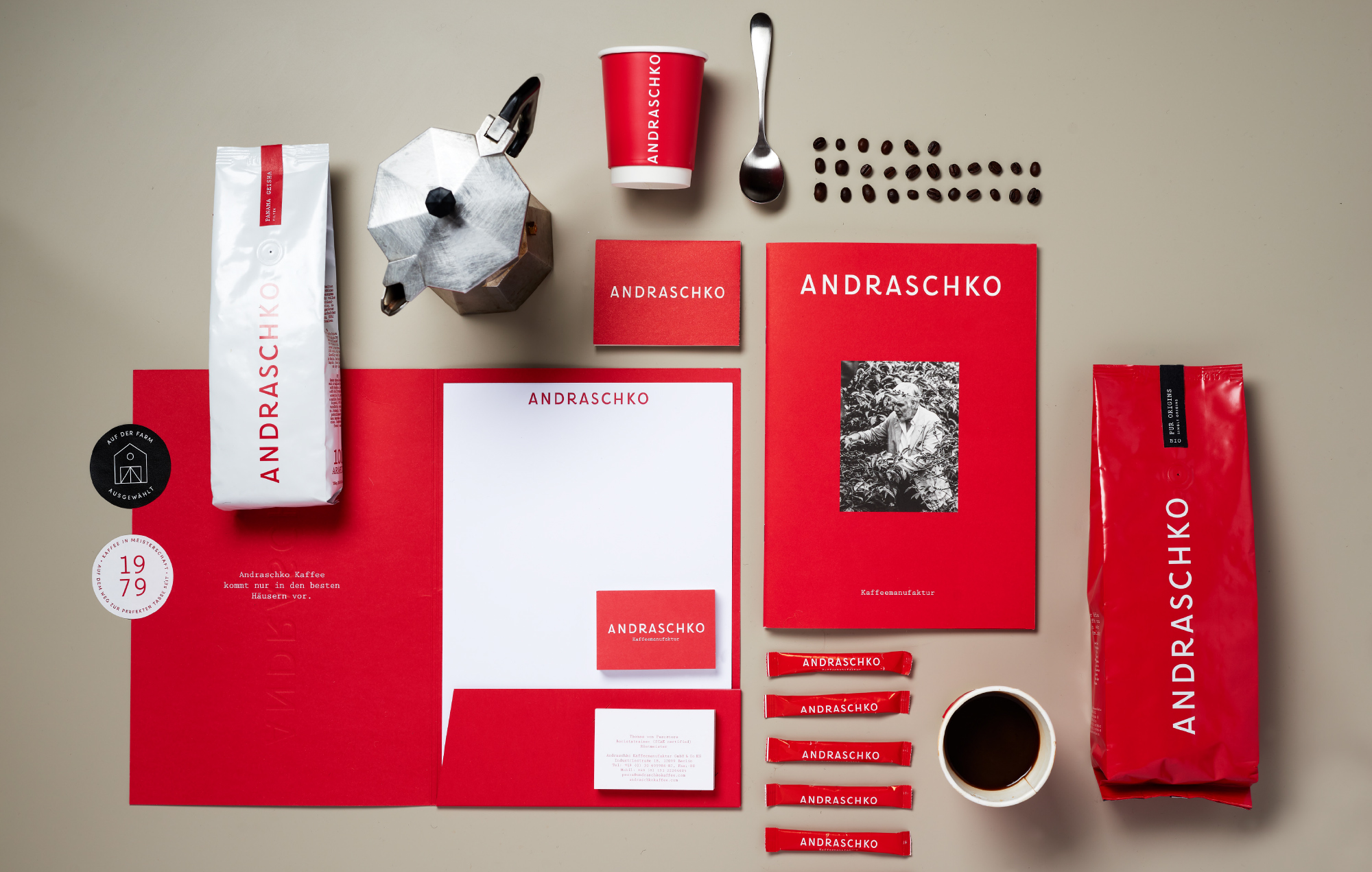 Andraschko Kaffee