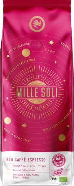 MilleSoli Bio Espresso 1000g Bohnen