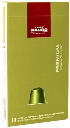 Mauro Premium Nespresso Kapseln
